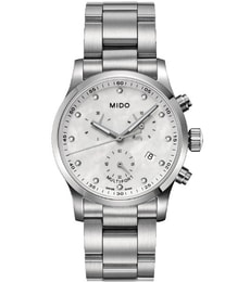 Hodinky MIDO MULTIFORT CHRONOGRAPH LADY M005.217.11.116.00