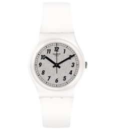 Hodinky Swatch Something White GW194