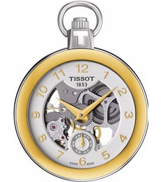 Hodinky T-Pocket Tissot Mechanical Skeleton T853.405.29.412.00