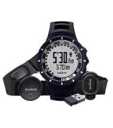 Hodinky Suunto Quest Black Running Pack SS018156000