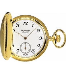 Hodinky T-Pocket Tissot Savonnette Mechanical T83.4.402.12