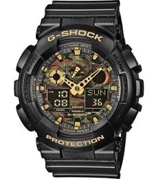 Hodinky Casio G-Shock G-Classic GA-100CF-1A9ER 189b94a139