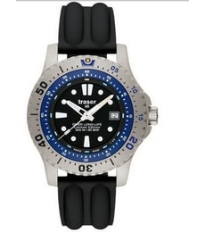 Hodinky Traser H3 Sport Diver Long-Life Blue Limited Edition 102365