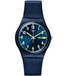 Hodinky Swatch Sir Blue GN718