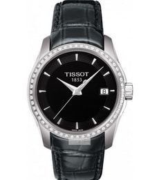Hodinky Tissot T-Trend Couturier T035.210.66.051.00