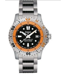 Hodinky Traser H3 Sport Diver Long-Life Orange Limited Edition 102368
