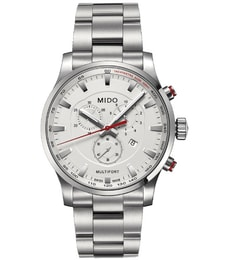Hodinky MIDO MULTIFORT CHRONOGRAPH GENT M005.417.11.031.00