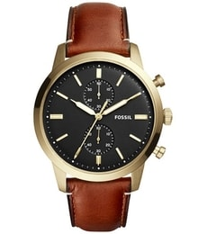 Hodinky Fossil Townsman Chronograph FS5338