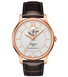 Hodinky Tissot Tradition Automatic Open Heart T063.907.36.038.00