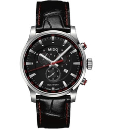 Hodinky MIDO MULTIFORT CHRONOGRAPH GENT M005.417.16.051.20