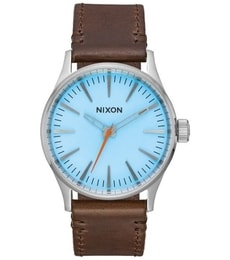 Hodinky Nixon Sentry Leather A377-2547