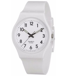 Hodinky Swatch Just White GW151