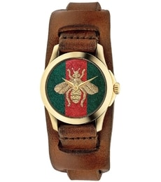 Hodinky Gucci G-Timeless Green and Red YA126547