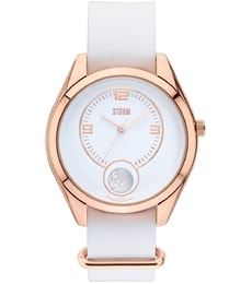Hodinky Storm Orba Leather Rose Gold 47311/RG