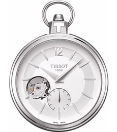 Hodinky T-Pocket Tissot Mechanical Skeleton T854.405.19.037.01
