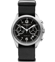 Hodinky Hamilton Aviation PILOT PIONEER AUTO CHRONO H76456435