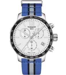 Hodinky Tissot Quickster Chronograph NBA Orlando Magic T095.417.17.037.31
