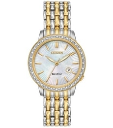 Hodinky Citizen Eco-Drive Diamond Collection EW2284-57D