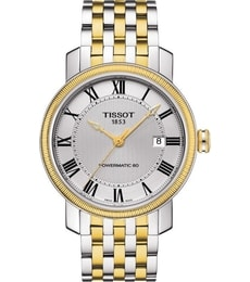 Hodinky Tissot Bridgeport Powermatic 80 T097.407.22.033.00
