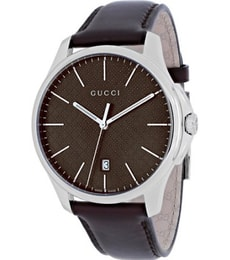 Hodinky Gucci G-Timeless Large Brown YA126318