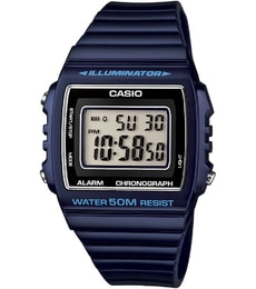 Hodinky Casio Collection Basic W-215H-2AVEF