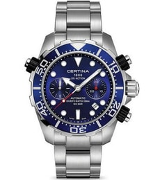 Hodinky Certina DS Action Diver Chronograph C013.427.11.041.00