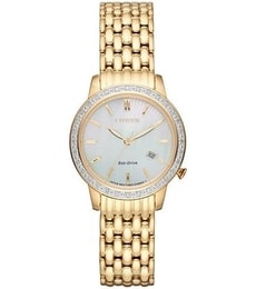 Hodinky Citizen Eco-Drive Diamond Collection EW2282-52D
