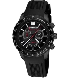 Hodinky Wenger Roadster Black Night Chrono 01.0853.109