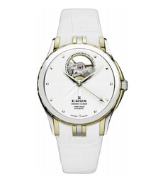 Hodinky Edox Grand Ocean Automatic Open Heart 85012 357J AID