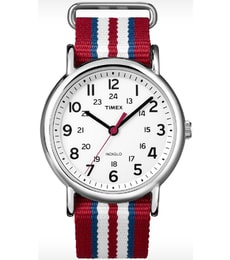 Hodinky Timex Weekender Slip-Through Strap T2N746
