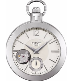 Hodinky T-Pocket Tissot Mechanical Skeleton T853.405.19.267.00
