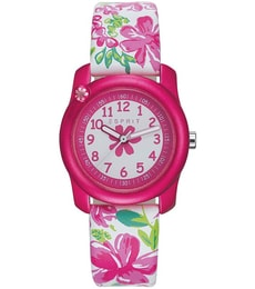 Hodinky Esprit Tropical flowers white pink ES108344004