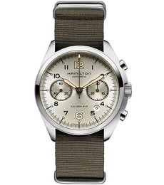 Hodinky Hamilton Aviation PILOT PIONEER AUTO CHRONO H76456955