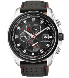 Hodinky Citizen Eco-Drive Saphirglas AT9036-08E