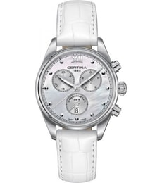 Hodinky Certina DS-8 Lady Chronograph C033.234.16.118.00