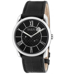 Hodinky Gucci Handmaster Automatic Steel Watch YA135301