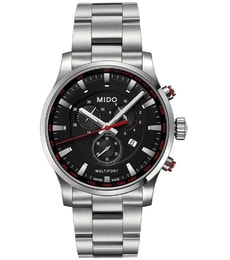 Hodinky MIDO MULTIFORT CHRONOGRAPH GENT M005.417.11.051.00