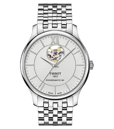 Hodinky Tissot Tradition Automatic Open Heart T063.907.11.038.00