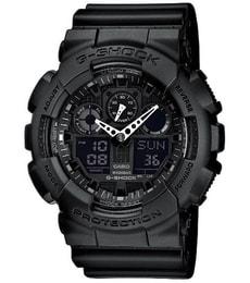 ece2e86fa79 Hodinky Casio G-Shock Chronograph GA-100-1A1ER