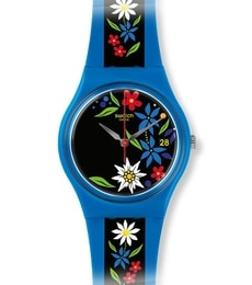 Hodinky Swatch Edel Blue GN412