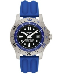 Hodinky Traser H3 Sport Diver Long-Life Blue Limited Edition 102364