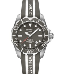 Hodinky Certina DS Action Diver 3 Hands C013.407.47.081.01