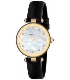 Hodinky Gucci Diamantissima Mother of Pearl YA141404