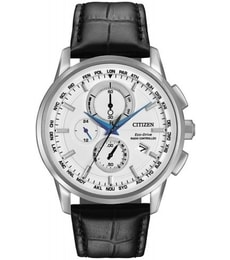 Hodinky Citizen World Chronograph AT8110-02A