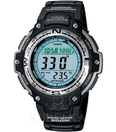 Hodinky Casio Pro Trek Chronograph SGW-100-1VEF a07ccb4771