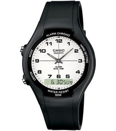 Hodinky Casio Collection AW-90H-7BVEF