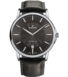 Hodinky Edox  Les Bémonts  – Ultra Slim 56001 3 GIN