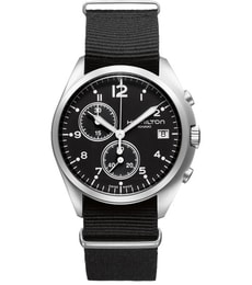 Hodinky Hamilton Aviation PILOT PIONEER CHRONO QUARTZ H76552433