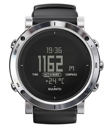 Hodinky Suunto Core Brushed Steel SS020339000