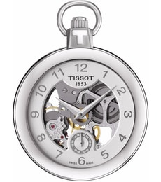 Hodinky T-Pocket Tissot Mechanical Skeleton T853.405.19.412.00